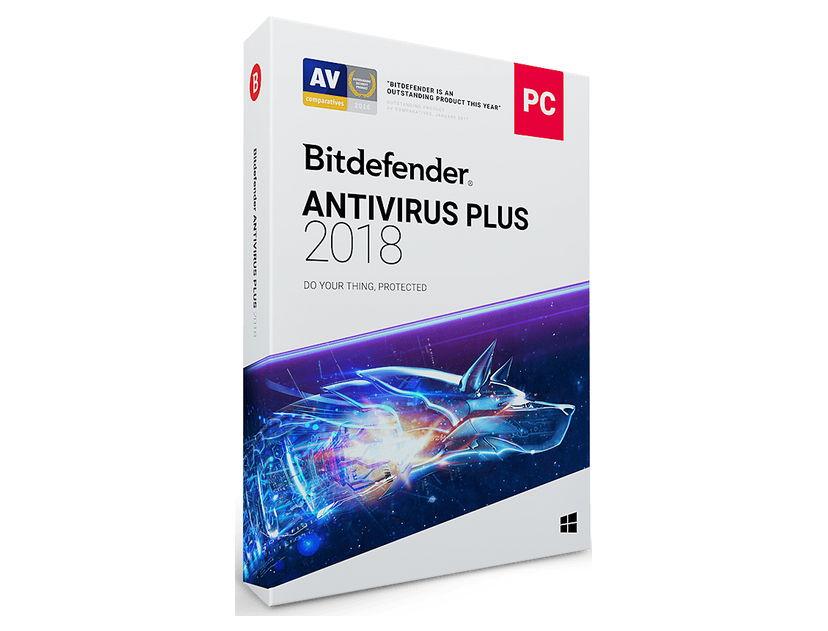 ANTIVIRUS  BITDEFENDER PLUS ( WB11011003 ) 3 PCS | 15 MESES