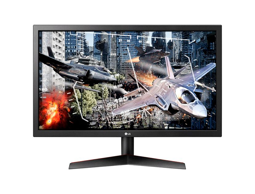 "MONITOR LG LED 24"" ( 24GL600F-B ) GAMING 