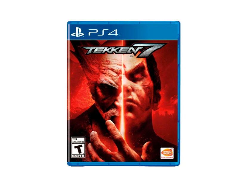 VIDEOJUEGO PLAYSTATION PS4 TEKKEN 7 ( 722674121040 )