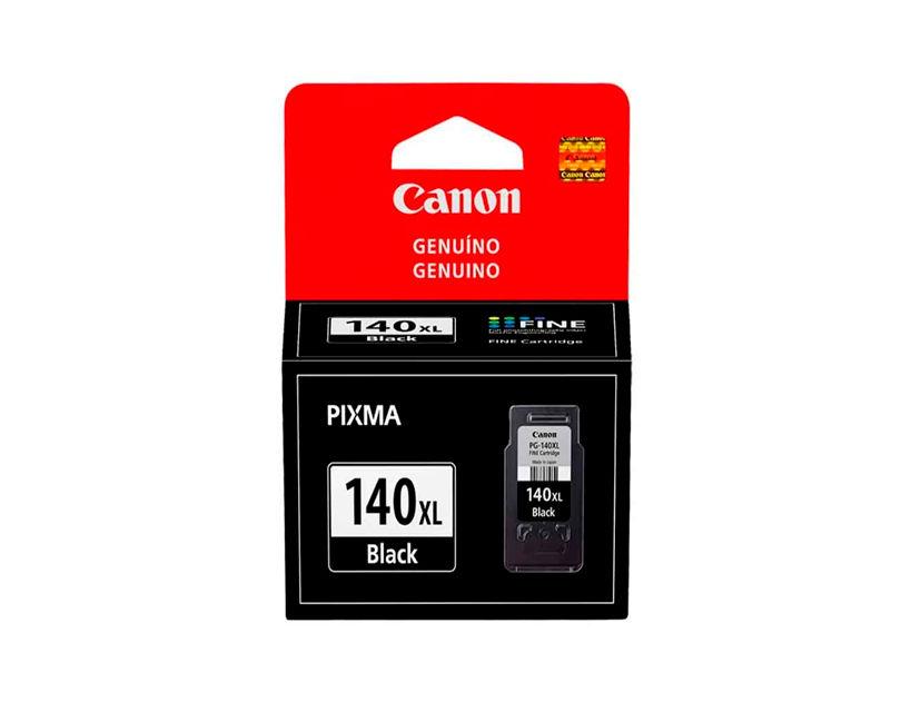 CARTUCHO CANON  140XL ( 5200B001AB ) NEGRO - MG2110 / MG3110 / MG3510 +