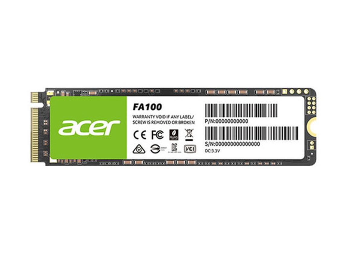 SSD M.2 SOLIDO ACER FA100 2280 128GB ( BL.9BWWA.117 ) GEN3 X4
