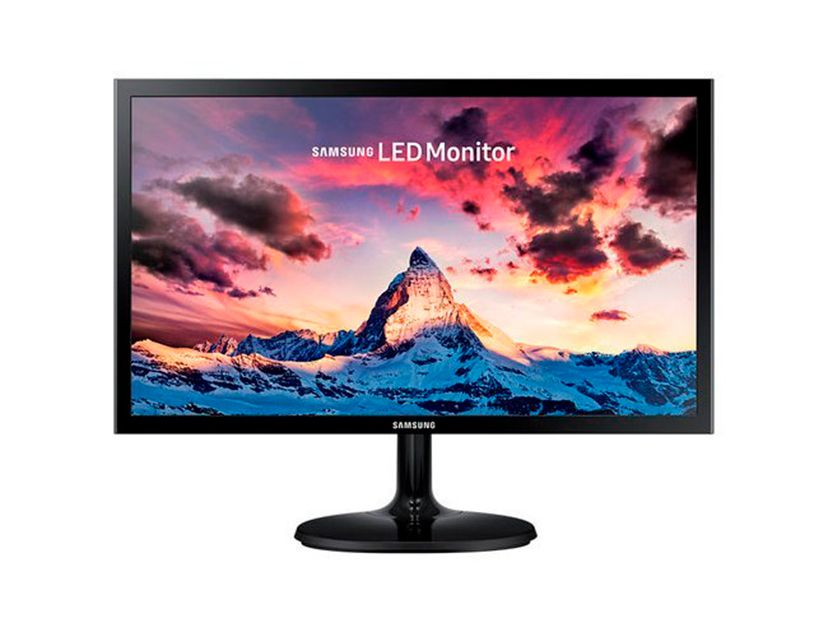 "MONITOR SAMSUNG LED 21.5"" ( S22F350FHL ) VGA - HDMI"