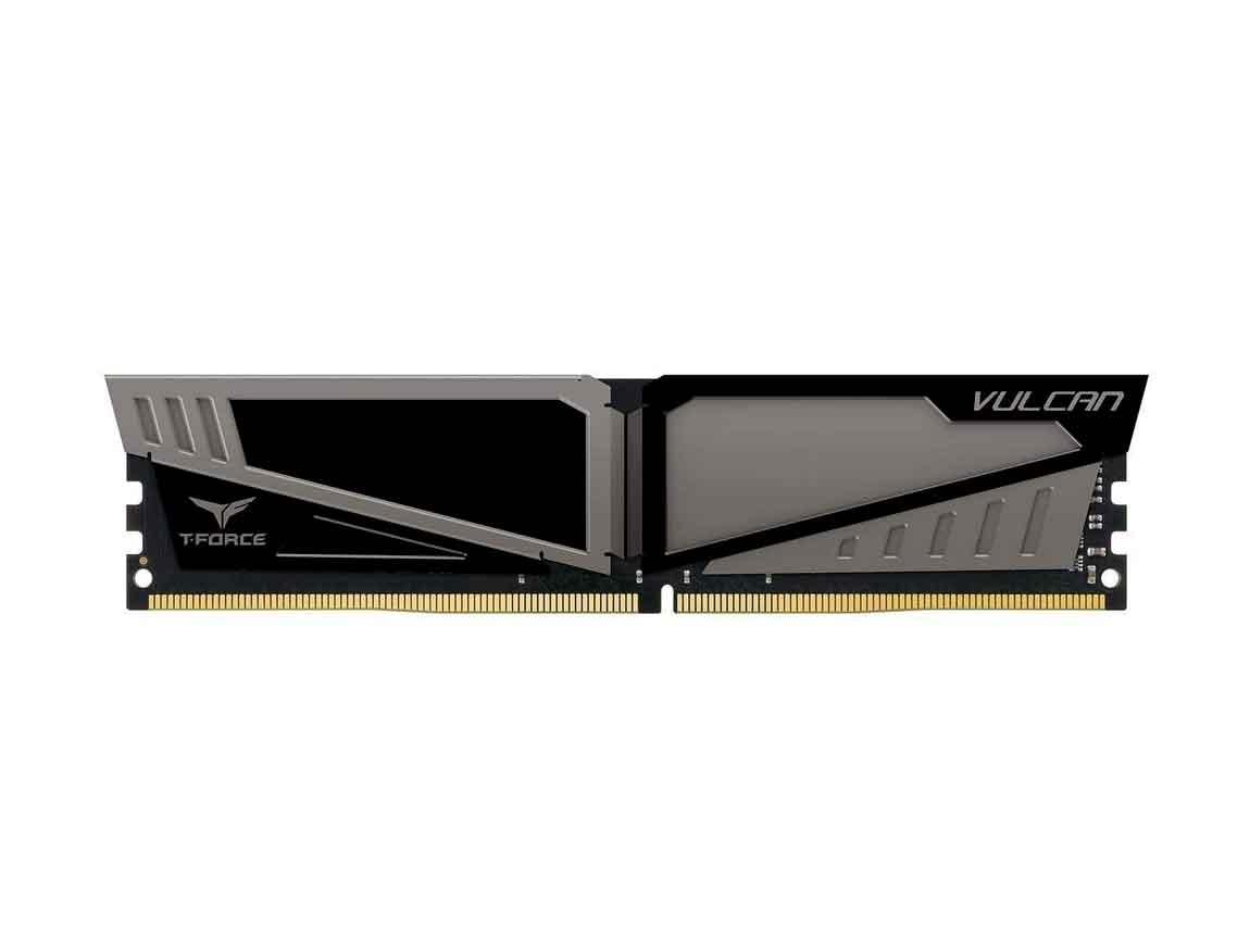 MEM. RAM TEAMGROUP T-FORCE VULCAN DDR4 4GB/2400 ( TLGD44G2400HC1601 )