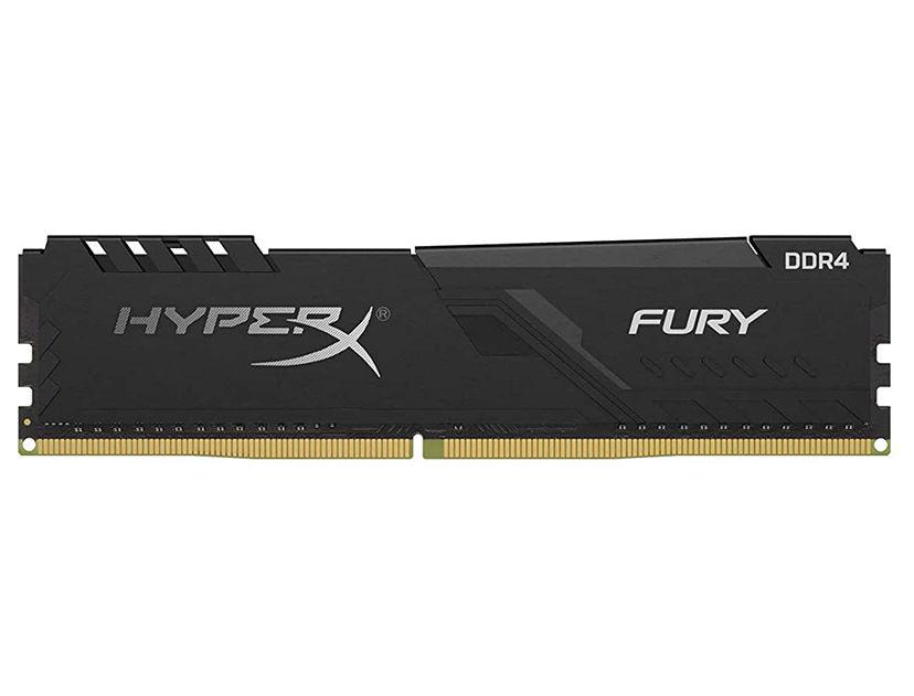 MEM. RAM HYPERX FURY DDR4 32GB/3200 ( HX432C16FB3/32 ) NEGRO