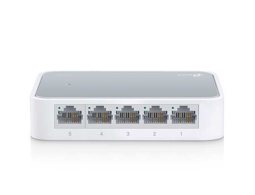 SWITCH TP-LINK 5 PUERTOS ( TL-SF1005D ) 10/100 MBPS
