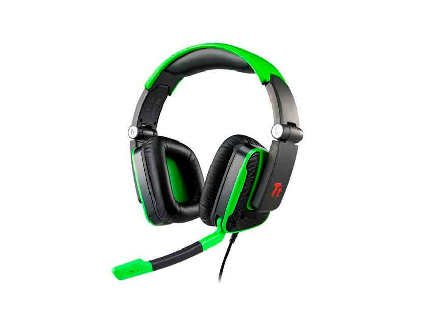 AURICULAR THERMALTAKE CONSOLE ONE ( HT-SHO001ECGR ) GAMING
