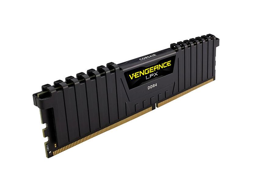 MEM. RAM CORSAIR VENGEANCE DDR4 16GB/2666 ( CMK16GX4M1A2666C16 )
