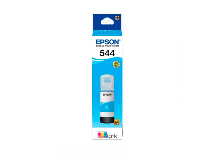 TINTA EPSON  T544220-AL CIAN ( C13T00N22A ) L1110 / L3150 / L5190 + / 65.0 ML