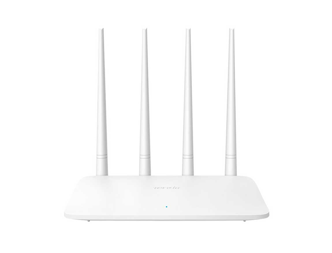 ROUTER INALAMBRICO TENDA N300 ( F6 ) 300MBPS