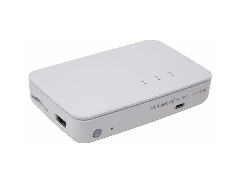 LECTOR INALAMBRICO KINGSTON MOBILELITE WIRELESS G3 ( MLWG3 ) SD   USB   POWERBAN