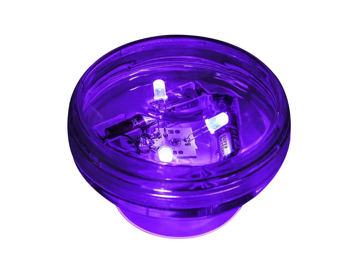 LAMPARA DESINFECTANTE UVC IBLUE ( IBDP01 ) MINI