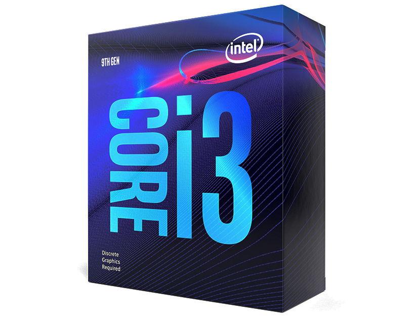 PROC. INTEL CORE I3 9100F ( BX80684I39100F ) 3.6GHZ-6.0MB | LGA 1151
