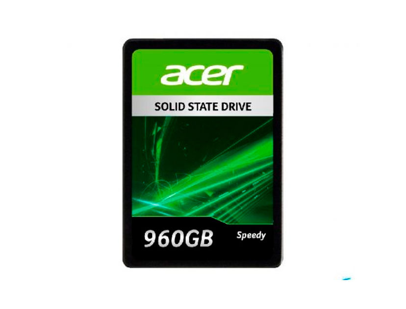 SSD SOLIDO ACER SPEEDY 960GB ( GP.SRG11.00J ) BLISTER