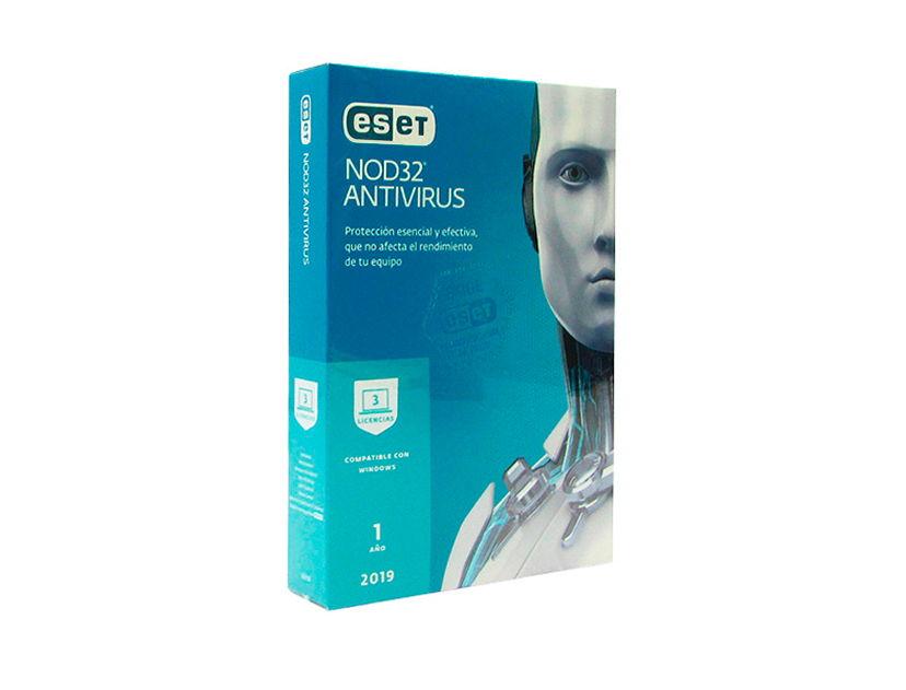 ANTIVIRUS ESET NOD 32 ( S11010169 ) 2019   1 PC
