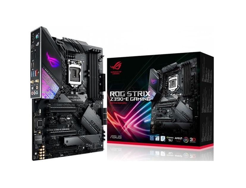 MB ASUS ROG STRIX Z390-E GAMING ( 90MB0YF0-M0EAY1 ) LGA 1151 | LED- RGB