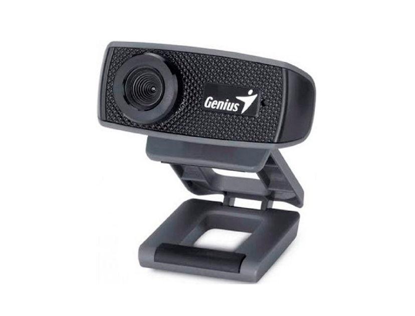 CAMARA WEB GENIUS 1000X ( 32200223101 ) 720P HD