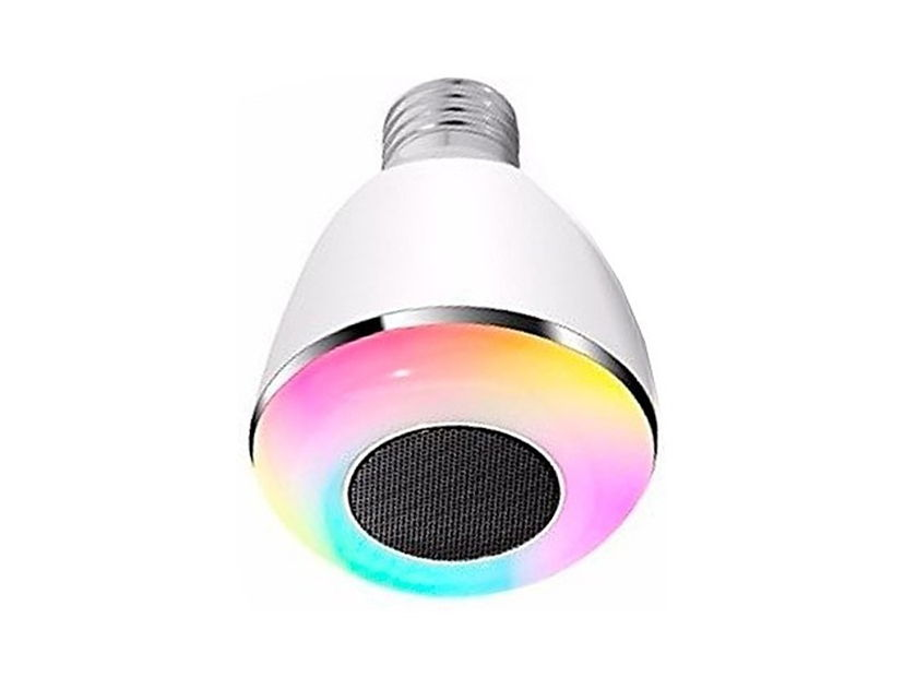 FOCO LED INTENSE DEVICES ( ID-BT191 ) MUSICA | BT | LED- 7 COLORES