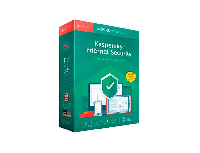 ANTIVIRUS KASPERSKY INTERNET SECURITY ( KL1939DUCFS ) 3 PC