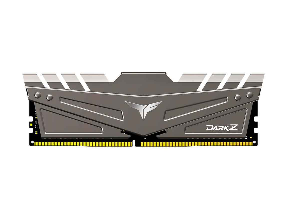 MEM. RAM TEAMGROUP T-FORCE DARK Z DDR4 8GB/3200 ( TDZGD48G3200HC16C01 )