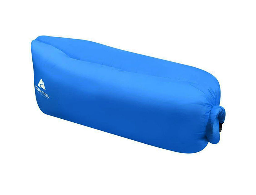 SOFA DE AIRE INFLABLE LAZY TEROS ( QS-N001 ) AZUL