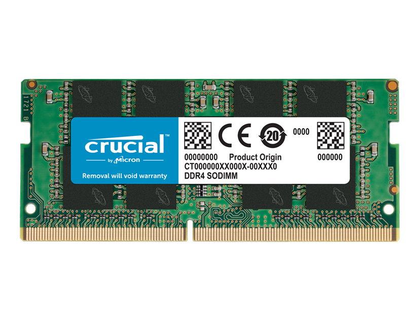 MEM. SODIMM CRUCIAL DDR4 4GB/2666 ( CT4G4SFS8266 )