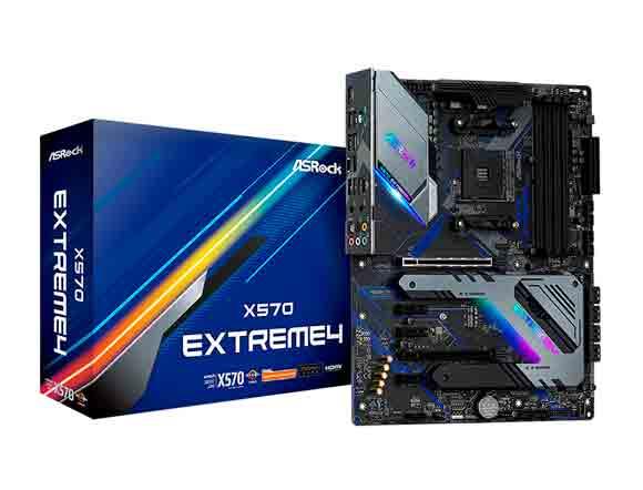 MB ASROCK X570 EXTREME4 ( 90-MXBAP0-A0UAYZ ) AM4 | LED- RGB