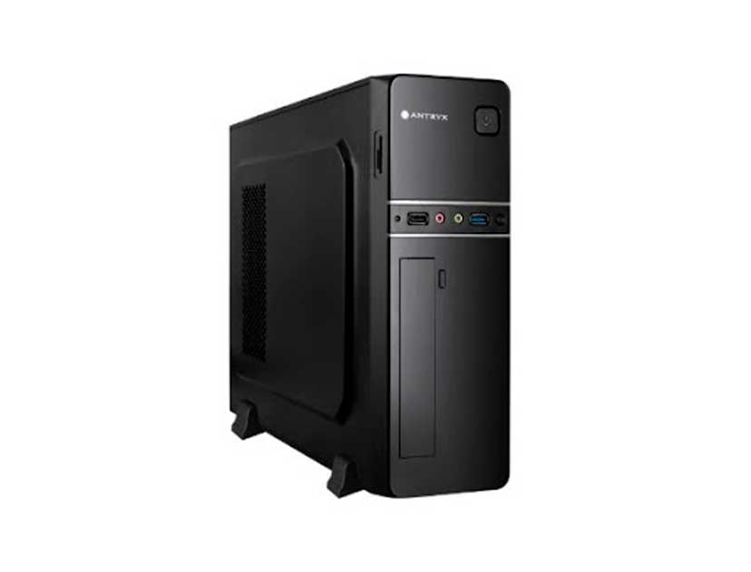 CASE MINI ANTRYX EXTREME XS-110 ( AC-XS110K-350CP ) 350W | NEGRO