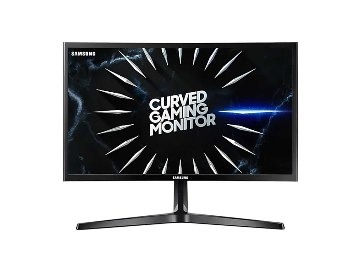 "MONITOR SAMSUNG LED 23.5"" ( C24RG50FQL ) GAMING 