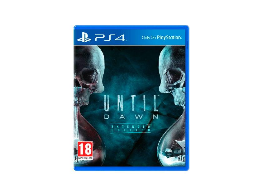 VIDEOJUEGO PLAYSTATION PS4 UNTIL DAWN ( 711719053132 )