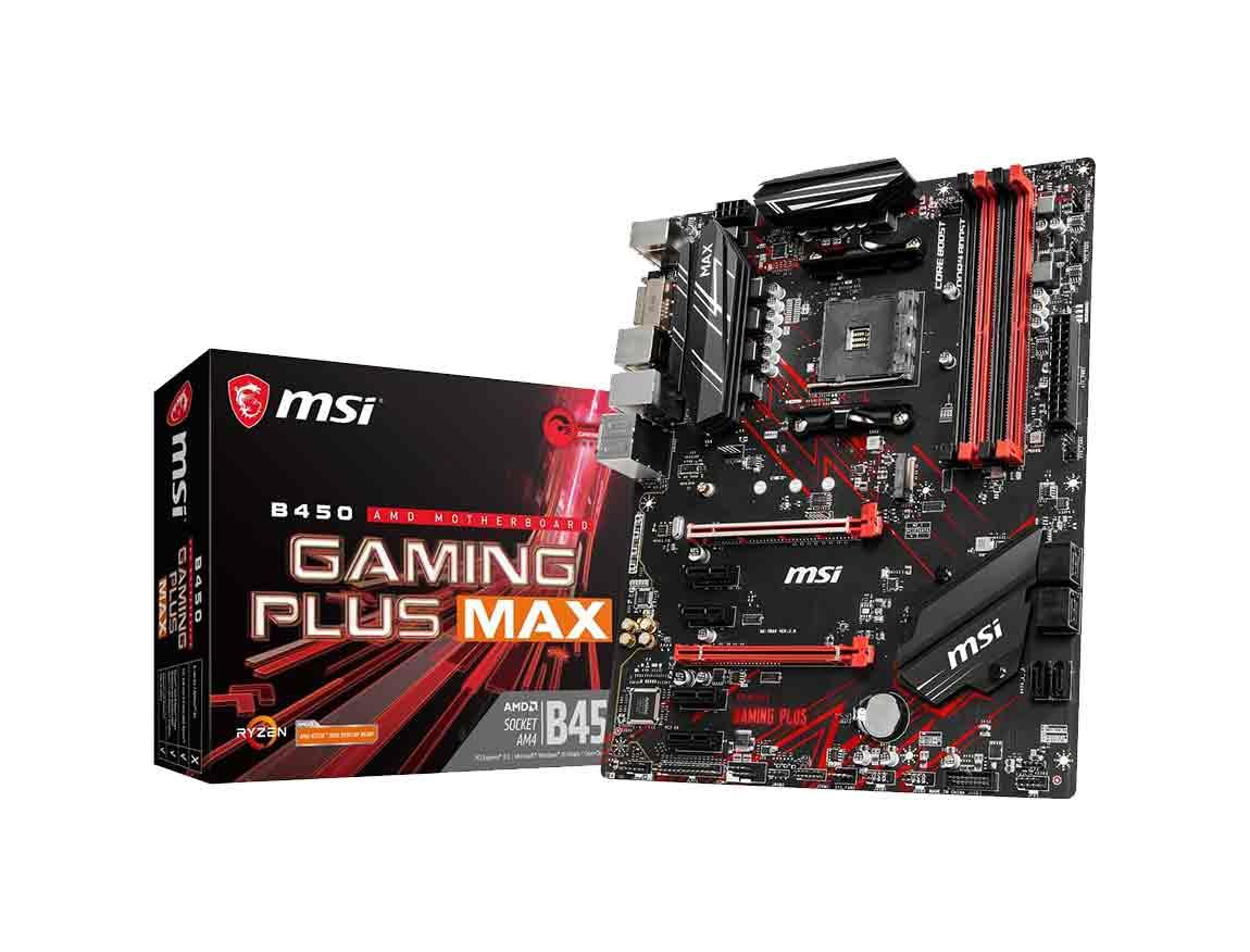 MB MSI B450 GAMING PLUS MAX ( 911-7B86-033 ) AM4