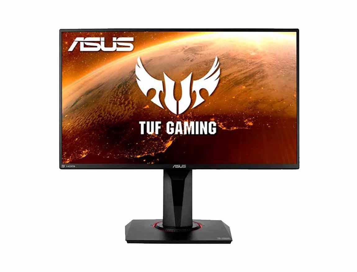 """MONITOR ASUS LED 24.5"""" TUF GAMING ( VG258QM ) GAMING   2 HDMI -  DP   0.5MS   280HZ"""