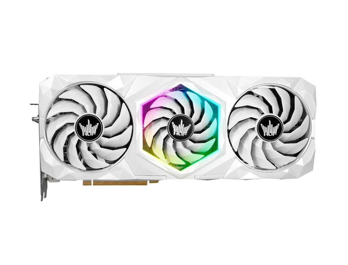TARJ. VIDEO GALAX GEFORCE RTX 3090 24GB GDDR6X HOF LIMITED EDITION ( 39NXM5MD3BLE ) 384 BIT | LED - RGB