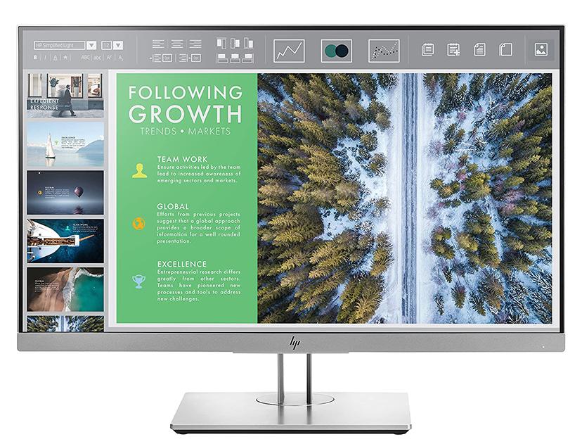 MONITOR HP ELITEDISPLAY E243 LED 23.8 ( 1FH47AAABA ) DP - VGA - HDMI