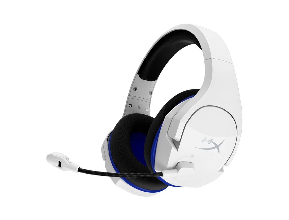 AURICULAR INALAMBRICO HYPERX CLOUD STINGER CORE WIRELESS ( HHSS1C-KB-WT/G ) GAMING | BLANCO | PC - PS4 - PS5