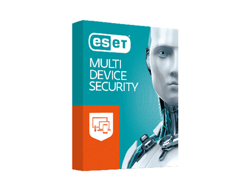 ANTIVIRUS  ESET MULTI-DEVICE SECURITY ( S11030109 ) 2020 | 3 PCS | 12 MESES