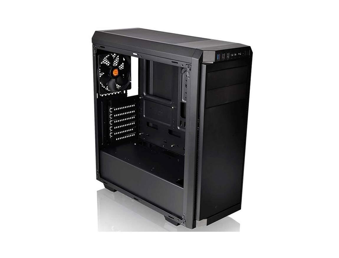 CASE THERMALTAKE V100 ( CA-3K7-45M1NU-01 ) 450W | NEGRO