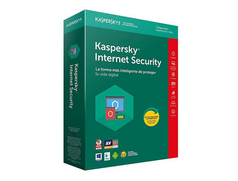ANTIVIRUS KASPERSKY ( 083832305611 ) 3 PCS