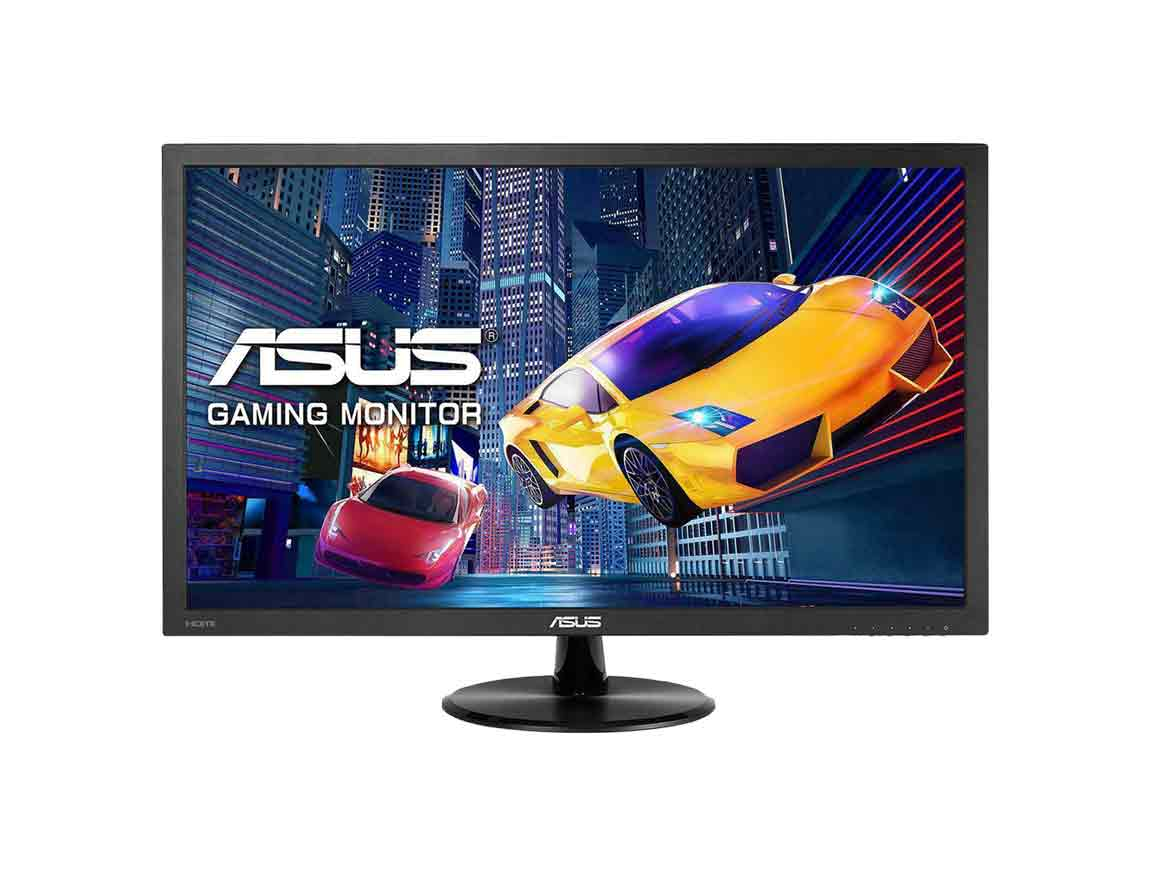 "MONITOR ASUS LCD 21.5"" ( VP228HE ) VGA - HDMI (1920X1080) | 1MS | 60HZ"