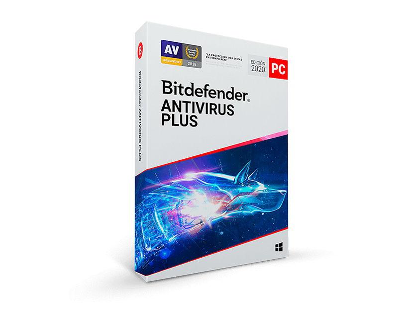 ANTIVIRUS BITDEFENDER PLUS ( AV01ZZCSN1201BEN ) 1 PC ( 2 X 1 ) 15 MESES
