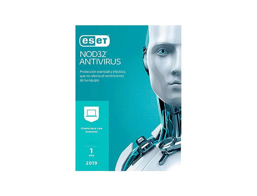 ANTIVIRUS  ESET NOD 32 ( S11010161 ) 2019 | 1 PC