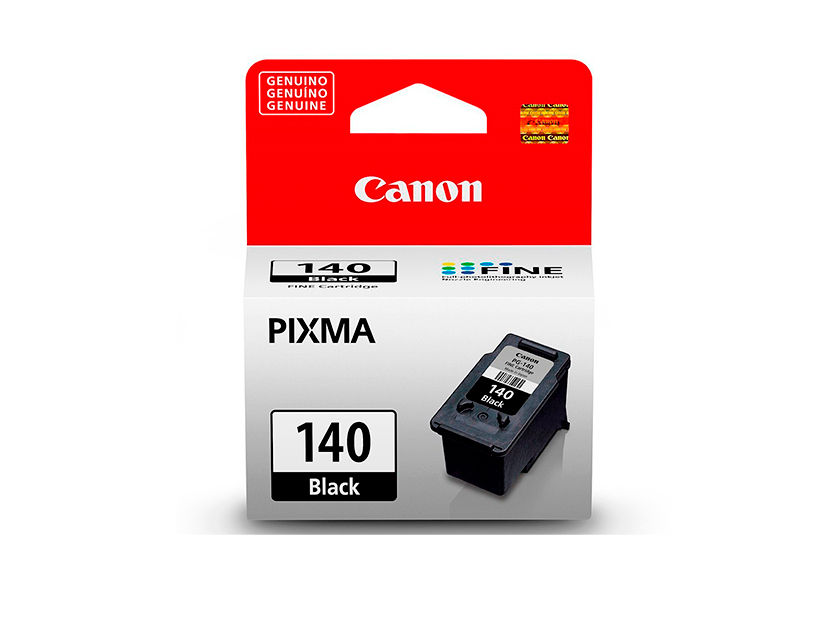 CARTUCHO CANON  140 ( 5201B001AB ) NEGRO - MG2110 / MG3110 / MG3510 +