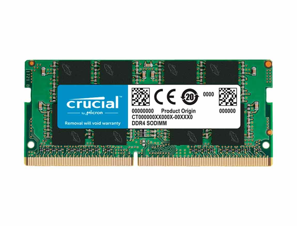 MEM. SODIMM CRUCIAL DDR4 8GB/2666 ( CB8G82666 )