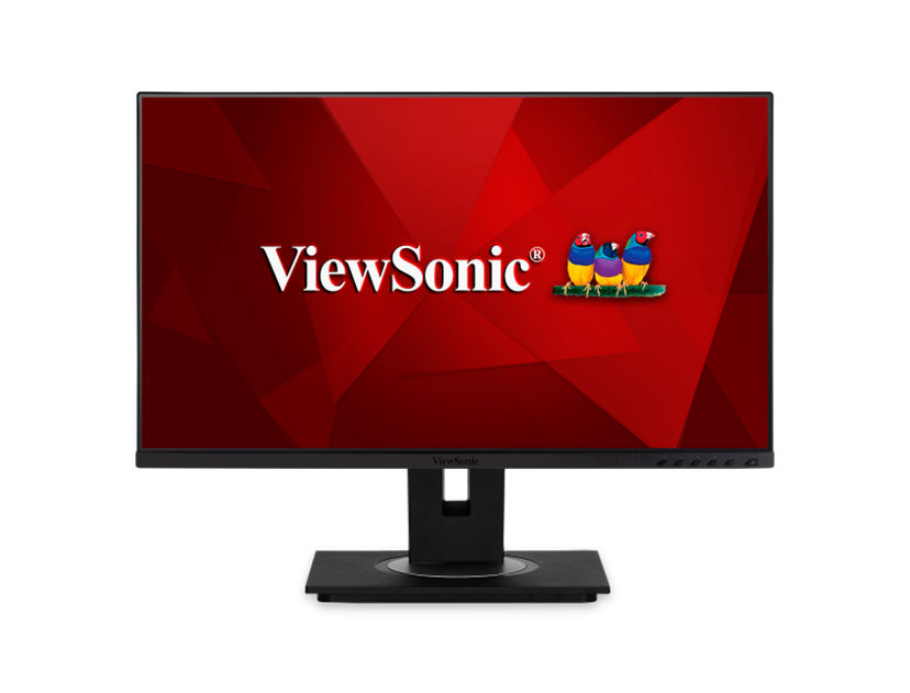 "MONITOR VIEWSONIC 24"" ( VG2456 ) IPS 