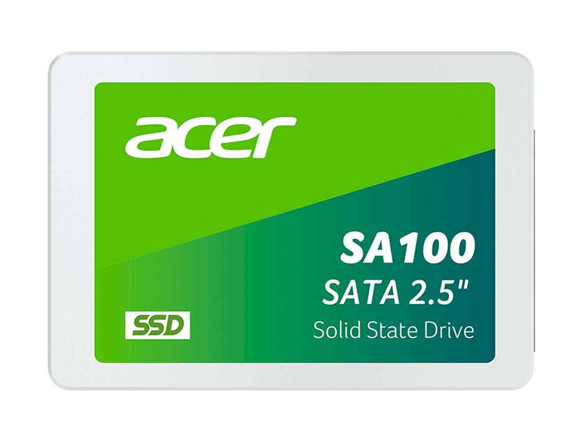 SSD SOLIDO ACER SA100 120GB ( BL.9BWWA.101 )