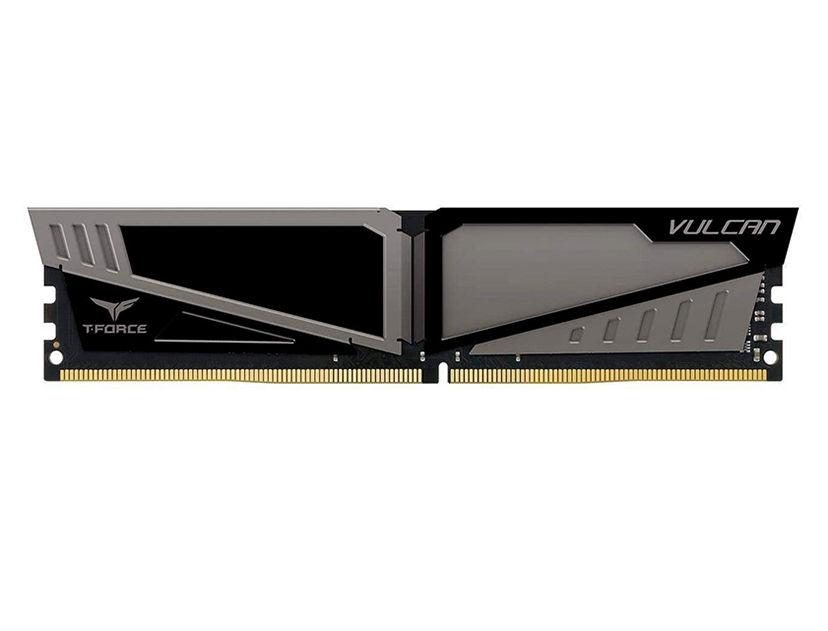MEM. RAM TEAMGROUP T-FORCE VULCAN DDR4 4GB/2400 ( TLGD44G2400HC1401 )