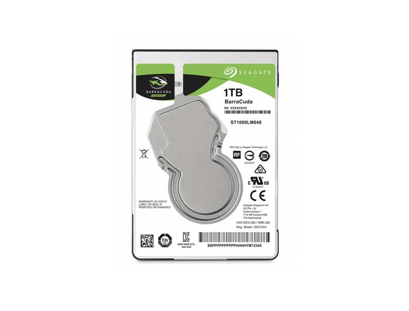 HDD  LAPTOP SEAGATE 1TB ( ST1000LM048 ) VERDE | 128MB | 5400RPM