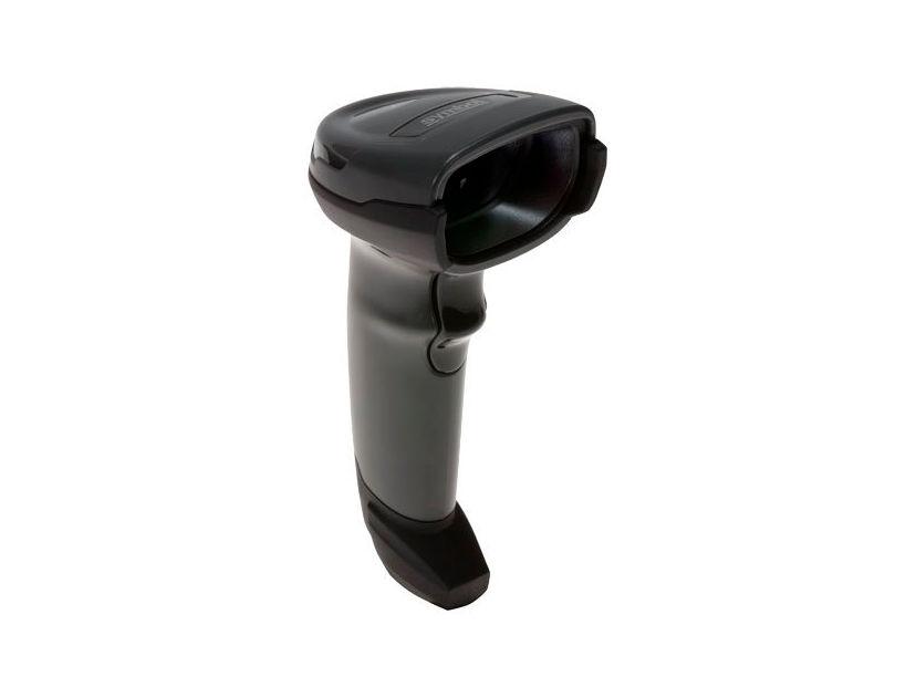 ESCANER LASER DE CODIGO BARRA MOTOROLA ( DS4308-SR7U2100SGW ) NEGRO | USB | SOPO