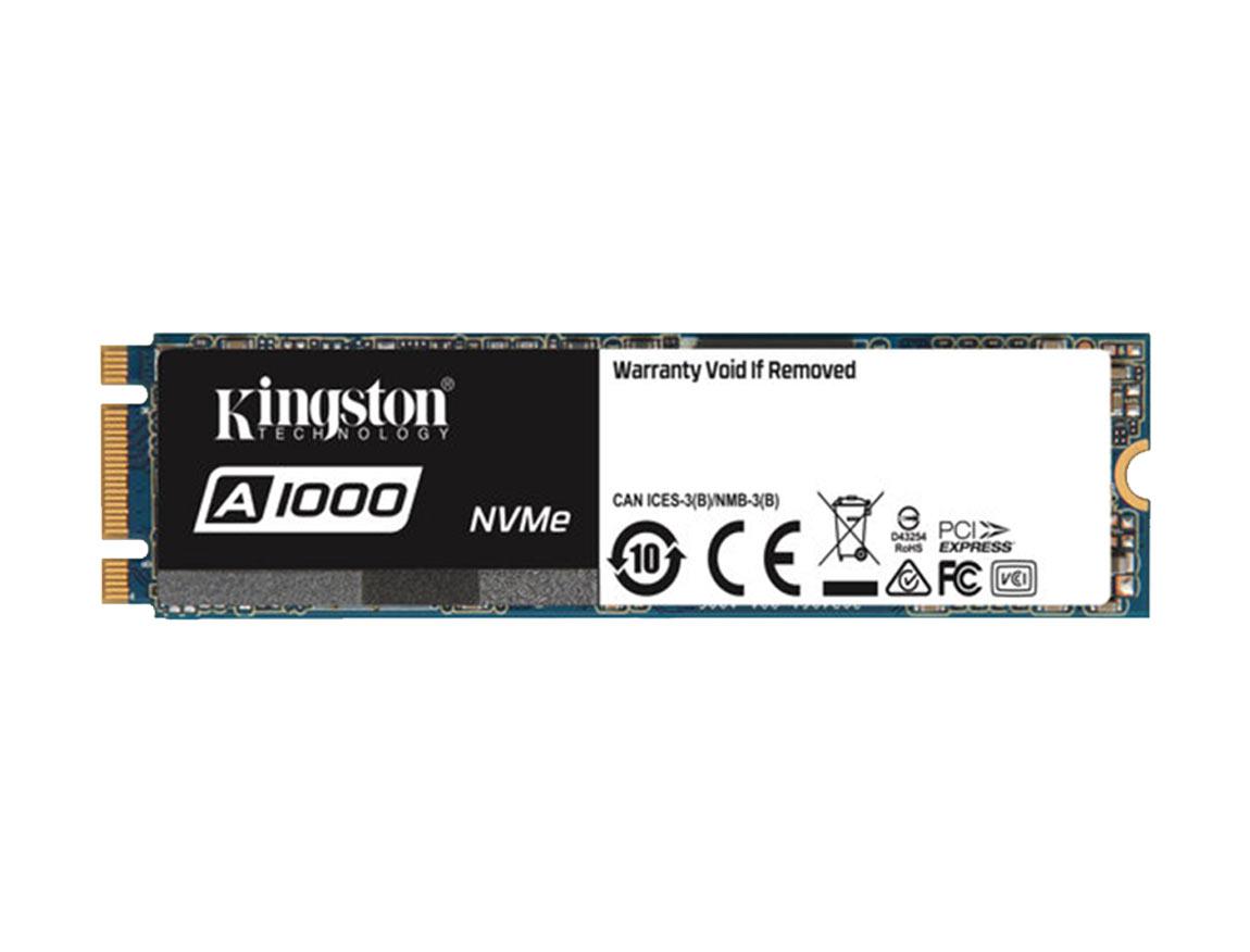 SSD  M.2 SOLIDO KINGSTON A1000 240GB ( SA1000M8/240G ) 80MM