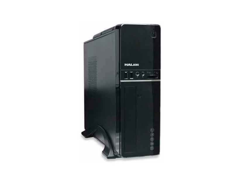 CASE MINI HALION ( S609 ) 230W/600W | NEGRO