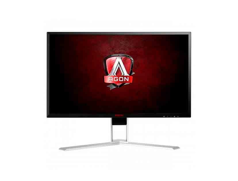 "MONITOR AOC LED 24"" ( AG241QX ) GAMING | VGA - DVI - 2 HDMI - DP - 4 USB(2560X1440) | 1MS | 144HZ"